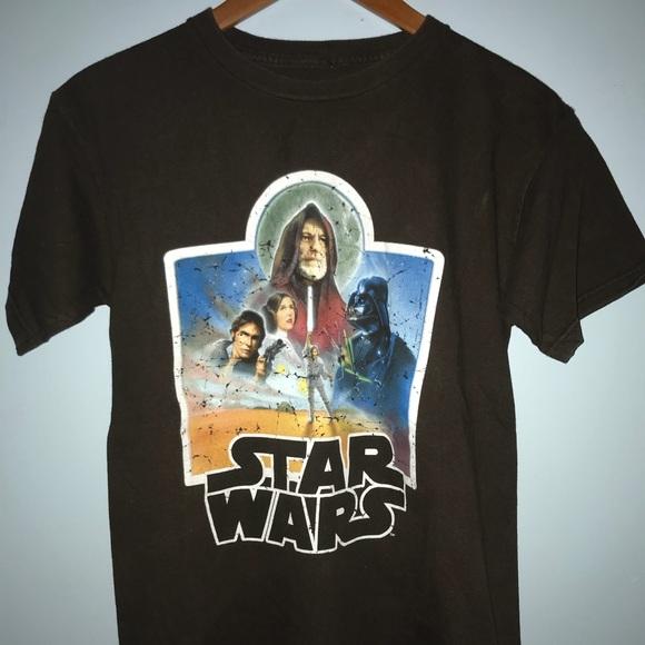 244d2912 Delta Tops | Vintage Star Wars Tee Shirt | Poshmark